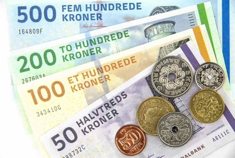 Betaling til Urma