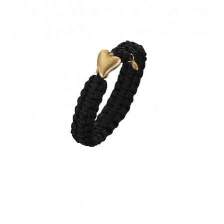 Soldier to Soldier armbånd med 14 karat hjertelås