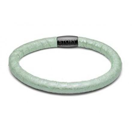 STORY slangearmbånd single, mint/grøn