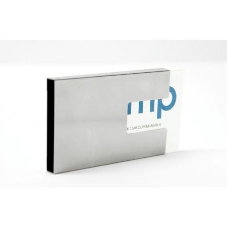 Kortholder forgyldt til 4 kort - THEgoldcard holder