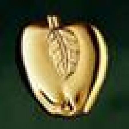 Lysholder 2001 - Æble