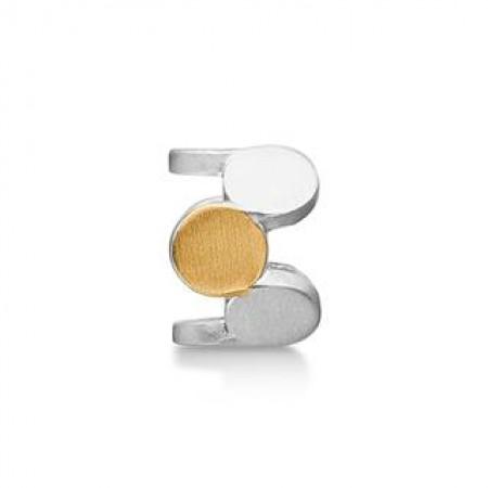 STORY Dot ring, sølv
