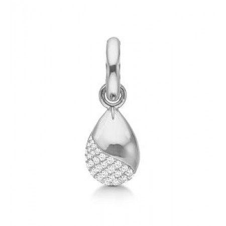 STORY Concave Drop, sølv
