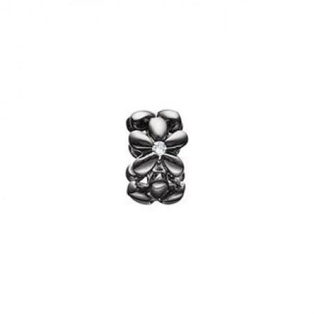 STORY Floral Vine, sort sølv