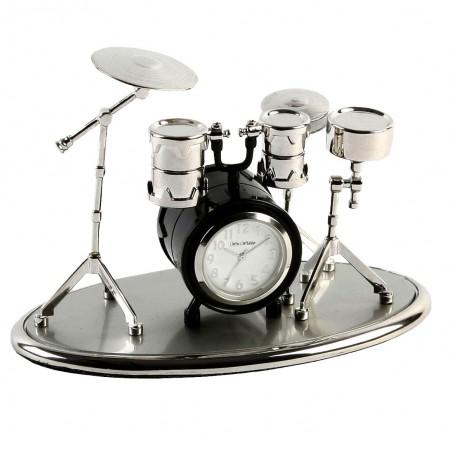 Miniature ur, trommesæt, dekoration