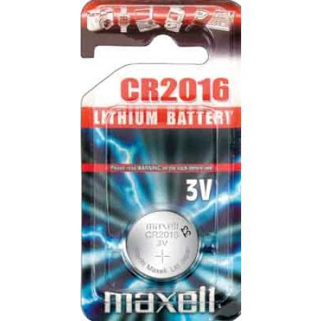 Lithium 3 V, CR2016