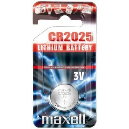 Lithium 3 V, CR2025