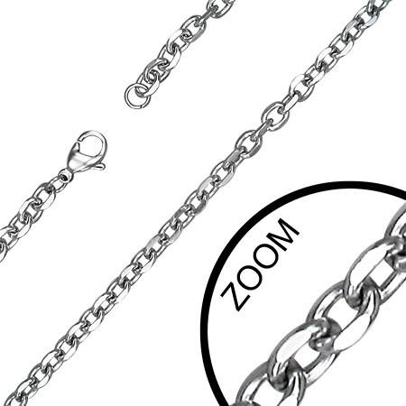 Stål halskæde 3SCVM010-3
