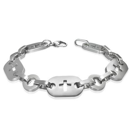 Stål armbånd 3SHBA307-3