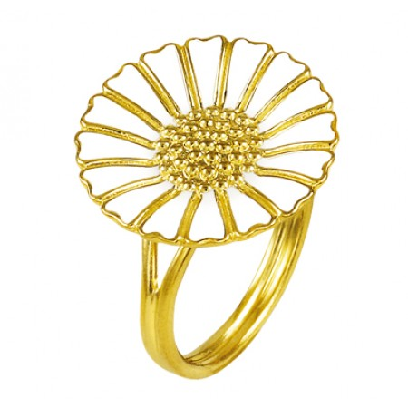Marguerit ring 18 mm