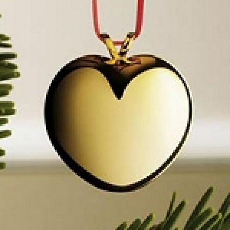 Julepynt 1998 - Hjerte