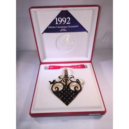 Juleuro 1992 - Udstillingsmodel