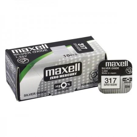 Maxell 317 / SR516SW 1,55V