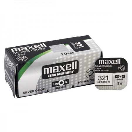 Maxell 321 / SR616SW 1,55V