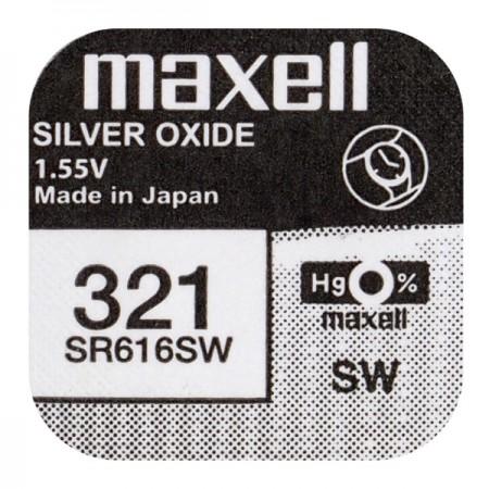 Maxell 321 / SR616SW