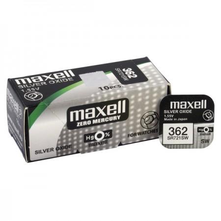 Maxell 362 / SR1130SW 1,55V
