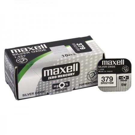 Maxell 379 / SR521SW 1,55V