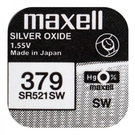 Maxell 379 / SR521SW