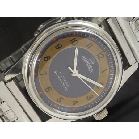 Roamer armbåndsur brugt, årgang 1971-1983