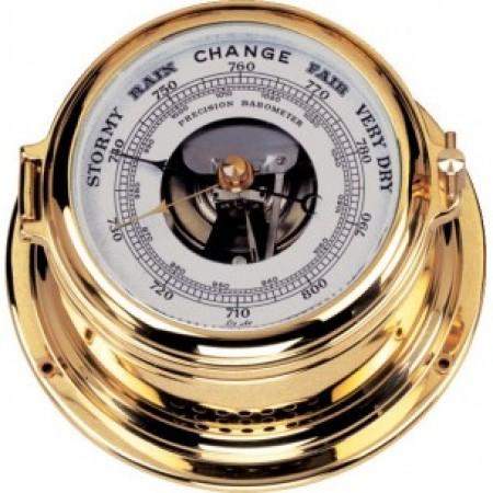 Schatz barometer messing, Midi, åben