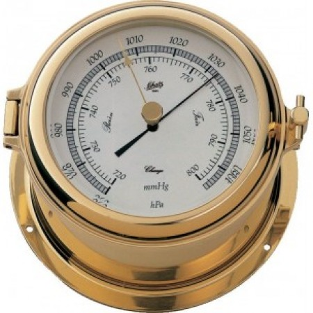 Schatz barometer messing, Succes 140