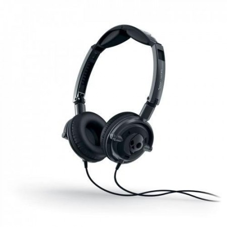 Skullcandy Lowrider with Mic Gun - Metal/Black