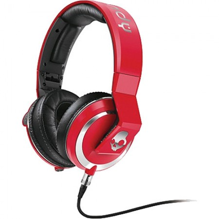 Skullcandy Mix Master Over-Ear Headphone (Red)