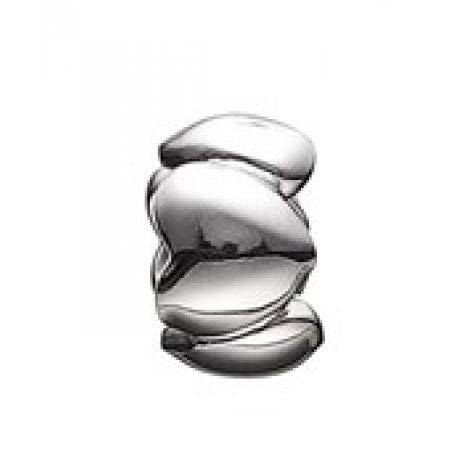 STORY sølvled med buttede hjerter