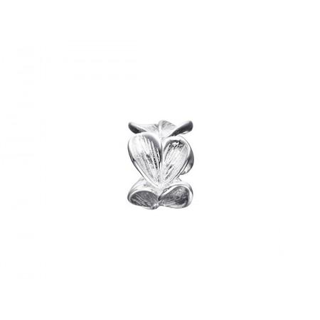 Story sølv ring, hjerter-30