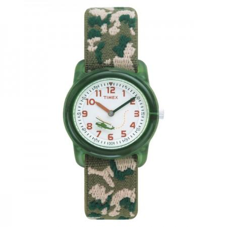 Timex drenge ur i camouflage