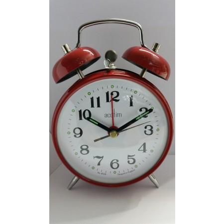 Vækkeur med optræk og klokker