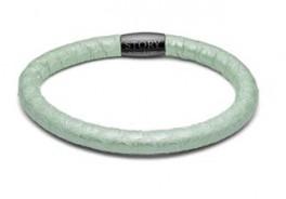 STORY slangearmbånd single, mint/grøn-20