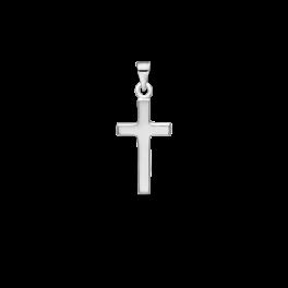 Kors vedhæng i sterling sølv.