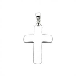 Kors vedhæng i sterling sølv 14223994