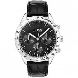 Hugo Boss Talent, kronograf ur med sort læderrem