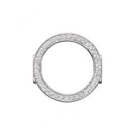 STORY Saturn Ring, sølv-20