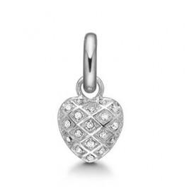 STORY Harlequin Heart, sølv-20