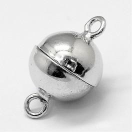 Magnetlås i sterling sølv