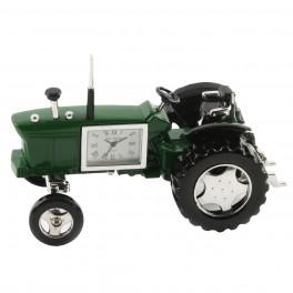 Miniature traktor, dekoration