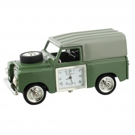 Miniature terrænbil, dekoration