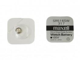Batteri Maxell SR516SW - 317