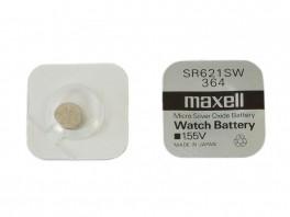 Sølvoxid type SR621SW - 364