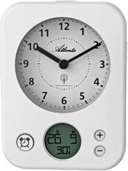 Køkkenur, radiostyret med digital minutur