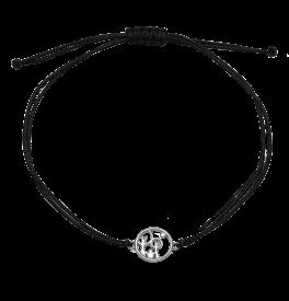 Red Barnet armbånd med sølv 1601-KV-RB-S