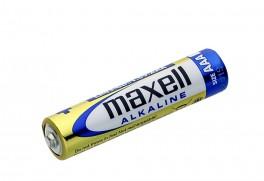 Batteri Maxell Alkaline LR03 AAA - 1 stk