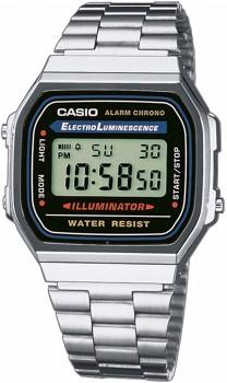 Casio A168WA-1WCR