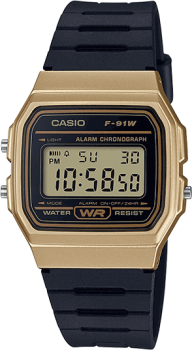 Casio F91WM-9A