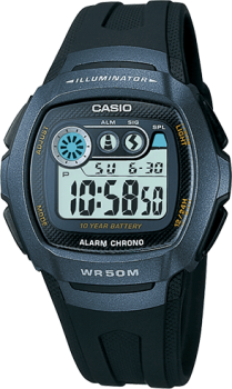 Casio Sport herreur W210-1BV