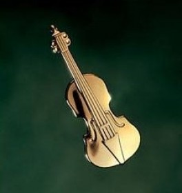 Georg Jensen lysholder 1995 - Violin