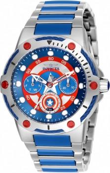 Invicta Marvel Captain America 26983
